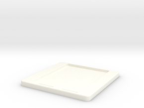 Doppelhalter für Hue Dimming Switch in White Processed Versatile Plastic