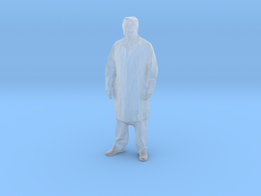 Printle T Homme 047 - 1/72 - wob in Smooth Fine Detail Plastic