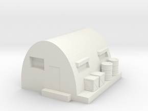 Supply Depot in White Natural Versatile Plastic