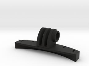 HK Army KLR GoPro Mount in Black Natural Versatile Plastic