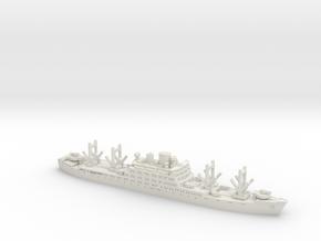 Aikoku Maru 1/2400 in White Natural Versatile Plastic