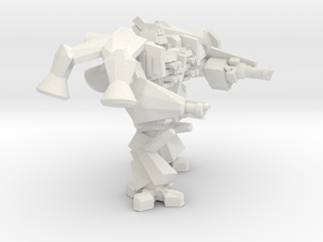Iron Gut Assault Jumper in White Natural Versatile Plastic