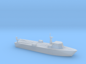 1/285 Scale 85 foot Torpedo Retriever in Smooth Fine Detail Plastic