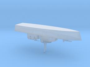 1/285 Scale 100 foot Patrol Motor Gunboat in Smooth Fine Detail Plastic