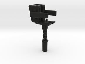 Hammer of the Primes in Black Natural Versatile Plastic