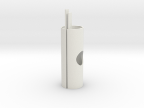 Fork headset core in White Natural Versatile Plastic