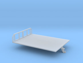 1/64th Morooka platform bed in Smooth Fine Detail Plastic
