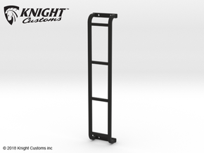 TR10015 TRX-4 rear ladder in Black Natural Versatile Plastic