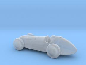 Alpha Romeo 158 Z-Scale in Smooth Fine Detail Plastic: 1:220 - Z