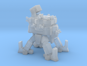ICE Mech Anti-Inf in Smooth Fine Detail Plastic
