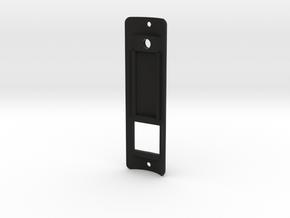 switch insert in Black Natural Versatile Plastic