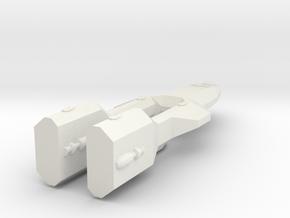 Colonial Titan gunstar 1:10000 in White Natural Versatile Plastic