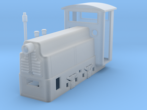 BND30 mining loco  in Smooth Fine Detail Plastic: 1:45