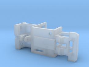 DAF A10 Floor V2 in Smooth Fine Detail Plastic