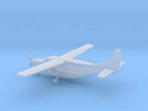 Cessna 208B Grand Caravan in Smooth Fine Detail Plastic: 1:200