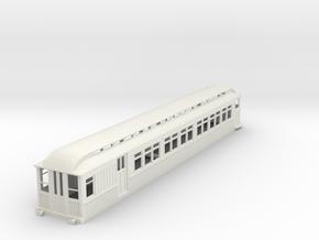 0-32-mersey-railway-1903-motor-coach-1 in White Natural Versatile Plastic