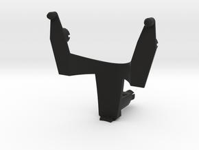 VF-25 Renewal Fold Booster Adapter, Super Pack Ver in Black Premium Versatile Plastic