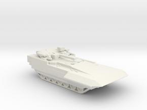 T 15 tank 1/100  in White Natural Versatile Plastic