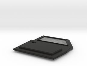 TRX-4 Tactical Front Right Door no logo in Black Premium Strong & Flexible