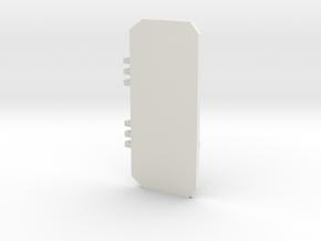 Top door Tactical only in White Premium Strong & Flexible
