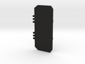Top door Tactical only in Black Premium Versatile Plastic