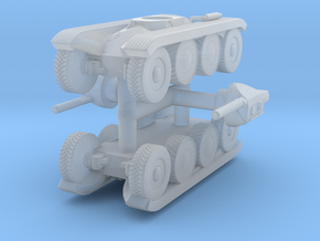 1/285 (6mm) Panhard 201 (AM40P) in Smooth Fine Detail Plastic