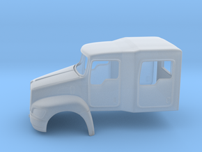 KW T370 Crew Cab 4dr 64th in Smooth Fine Detail Plastic