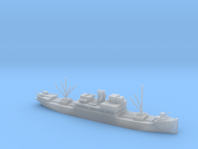 1/700th scale Ural soviet minelayer in Smooth Fine Detail Plastic
