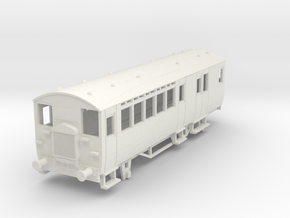 o-87-wcpr-drewry-big-railcar-1 in White Natural Versatile Plastic