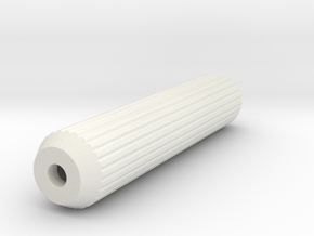 Ikea DOWEL 101353 in White Natural Versatile Plastic