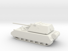 maus 2 1/200 in White Natural Versatile Plastic