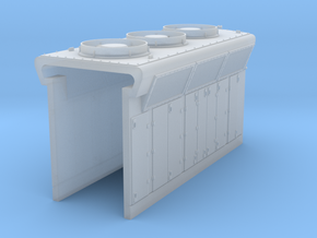 DDm45 Radiators S scale in Frosted Ultra Detail
