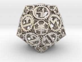 Gears Delirium - D20 in Platinum