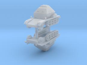 1/285 (6mm) Pz.Sfl. II V-2 Feuerleitpanzer (x2) in Smooth Fine Detail Plastic