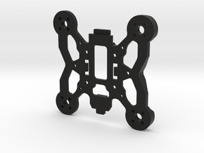 IMPRIMO - Full Version (Printable Base) in Black Natural Versatile Plastic
