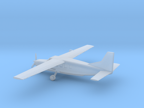 1/285 Scale Cessna 208 in Smooth Fine Detail Plastic