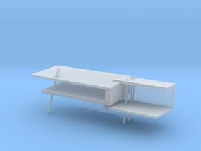 Miniature Schnittpunktwolke -  Xbritt Moebel  in Smooth Fine Detail Plastic: 1:12