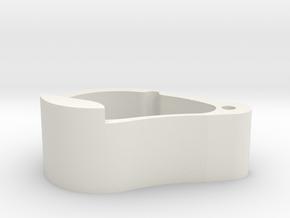 Toyzuki V2 Motor Case Cover in White Premium Versatile Plastic