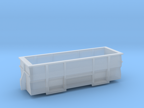 N scale BHP ore car 2 in Smooth Fine Detail Plastic