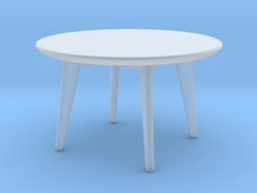 Miniature Ventura Extension Table - Room & Board in Smooth Fine Detail Plastic: 1:24