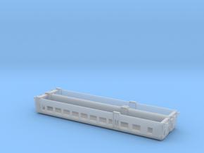 X2 SNCF XR6000 Remorque  in Smoothest Fine Detail Plastic