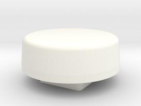 Radome radar NH1816-1:20 in White Processed Versatile Plastic