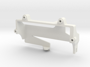 support batterie GLA GL Racing in White Natural Versatile Plastic