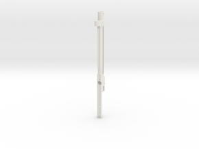 CCI Phantom Spring Feed Body in White Natural Versatile Plastic