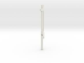 CCI Phantom Spring Feed Body in White Natural Versatile Plastic