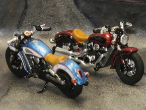 Indian Scout 2016  1:87  HO  in Frosted Ultra Detail