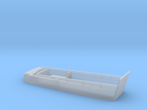 1/285 Scale 36 Foot LCVP Mk 7 in Smooth Fine Detail Plastic