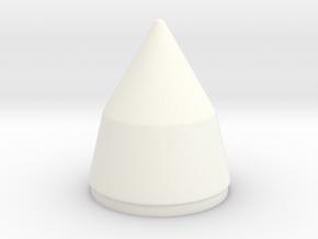 Skylab Shroud for Apogee in White Processed Versatile Plastic