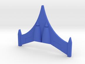 Microman M11X Wing in Blue Processed Versatile Plastic