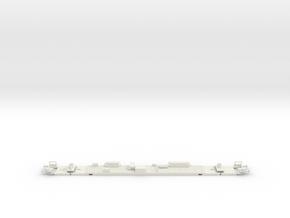 #26C - 51 81 22-80 520 Untergestell in White Natural Versatile Plastic
